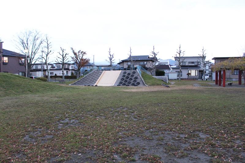 大きな滑り台