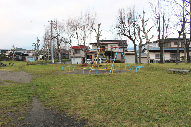 本通第一号児童公園タコ公園